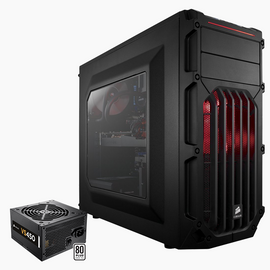 WROOMER  GAMING STARTER  PRO SERIES 1104 : CUSTOMIZE GAMING PC