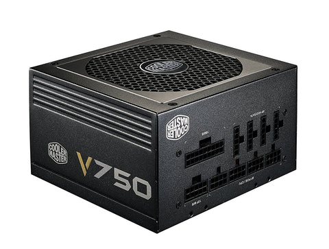 Cooler Master V750 750WATT Desktop Computer Power Supply/PSU/SMPS