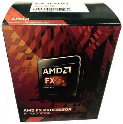 AMD BULLDOZER FX 4300 (AM3+) - RIGASSEMBLER