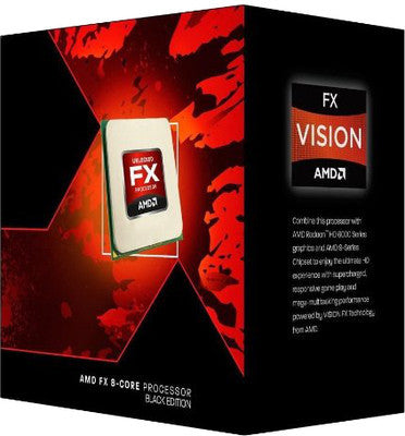 AMD BULLDOZER FX 9590 (AM3+) - RIGASSEMBLER