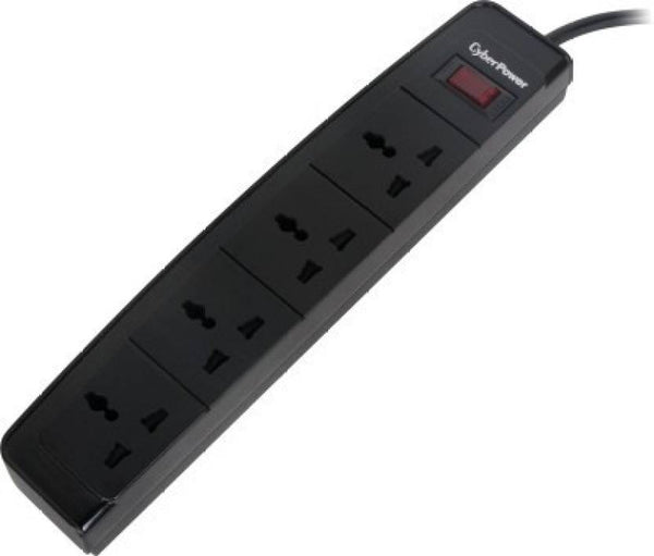 CYBER POWER Socket Surge Protector 4