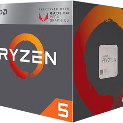 AMD Ryzen 5 2600 Desktop Computer Processor