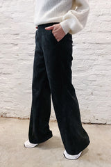 Charro 18101 Trousers Nero