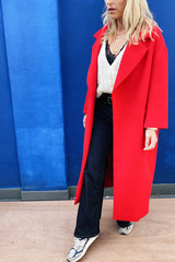 AM06 Coat Red
