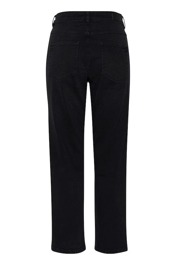 Twiggy Raven 20110967 Jeans Washed Black