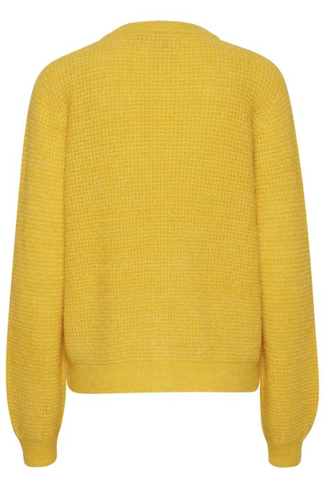 Dusty 20113756 Cardigan Super Lemon