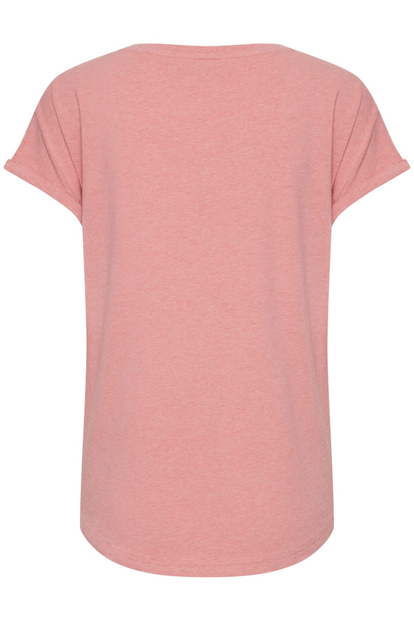 Pamila 20804205 Tshirt Rose Tan