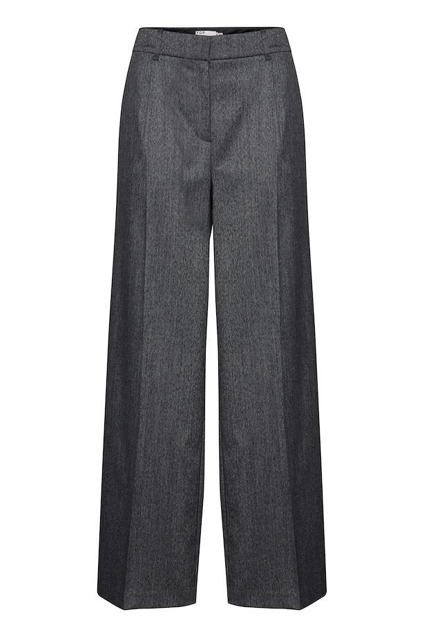 Ellie 20808820 Trousers Dark Grey