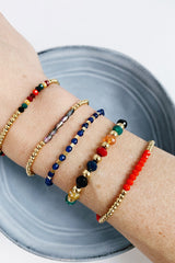 Pebble Bracelet Multi
