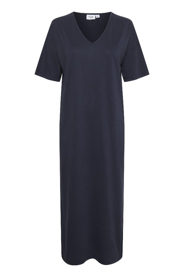 Abbie 30510287 Dress Blue Deep