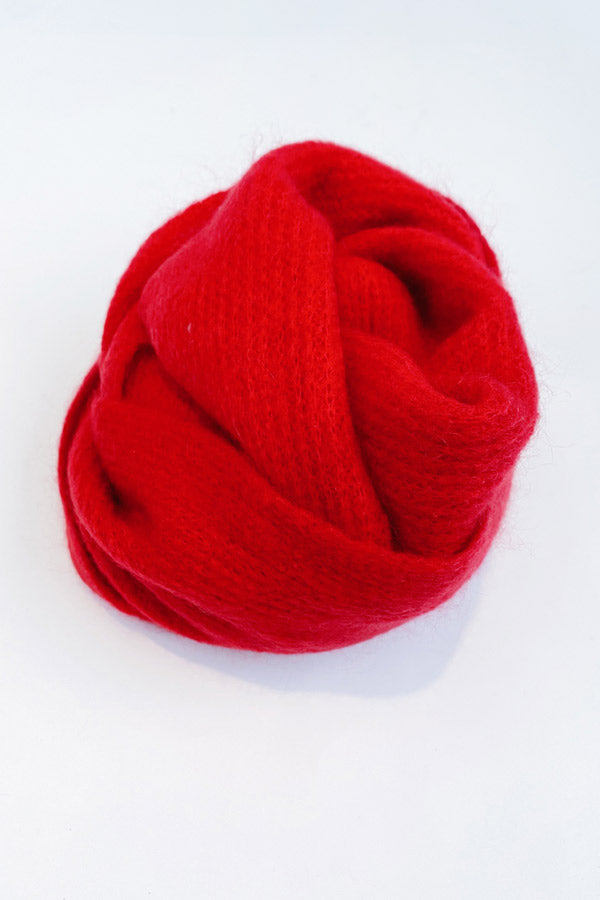 T901 Scarf Red