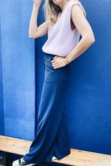Katleen Trousers Blue