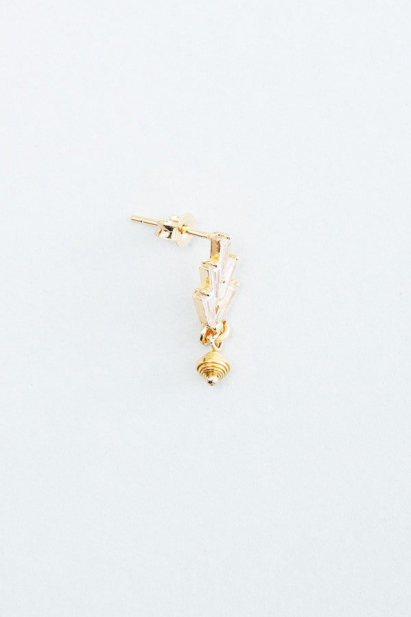 CHARLEY Earrings Gold
