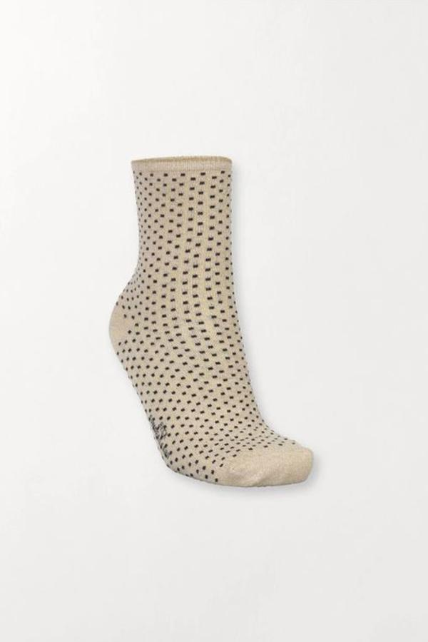 Dina Small Dots 0000848012 Socks 115 Sand