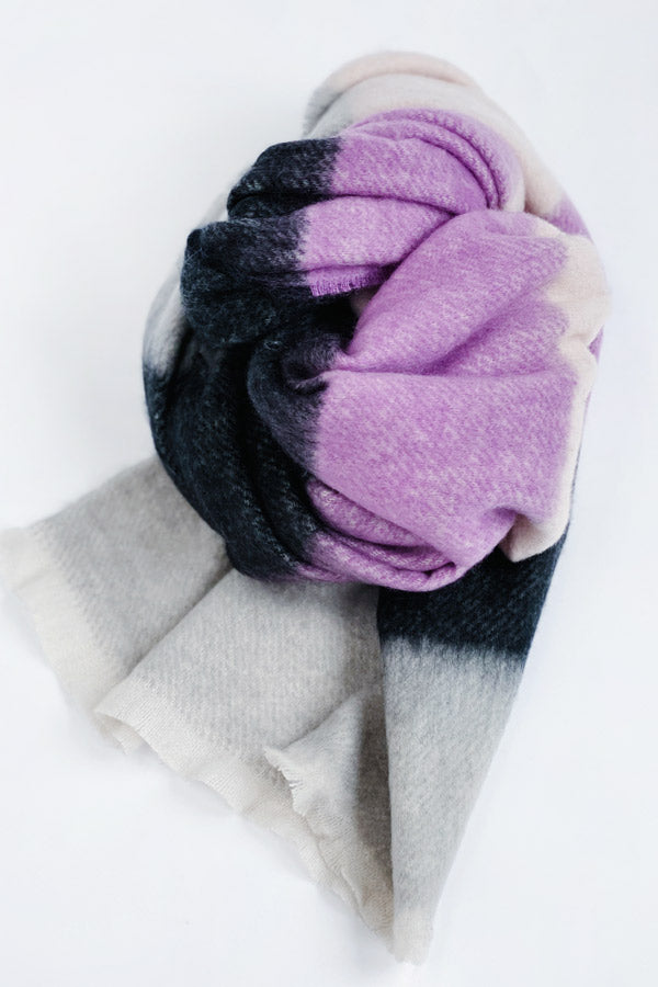 Amandine Scarf Purple