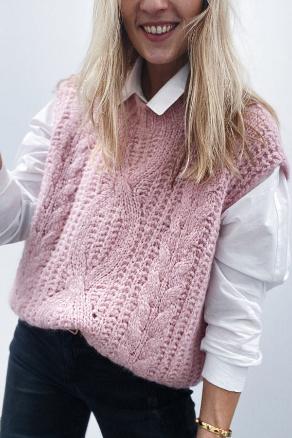 3092 Debardeur Light Pink