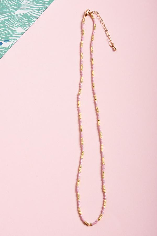 Flo Necklace Lila