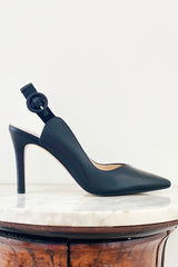 Rutia Pump Black