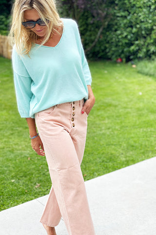 Myrtille PT187 Trousers Dragee