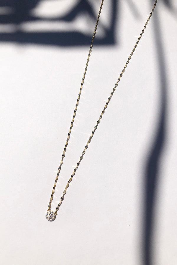 Leonie Necklace Gold