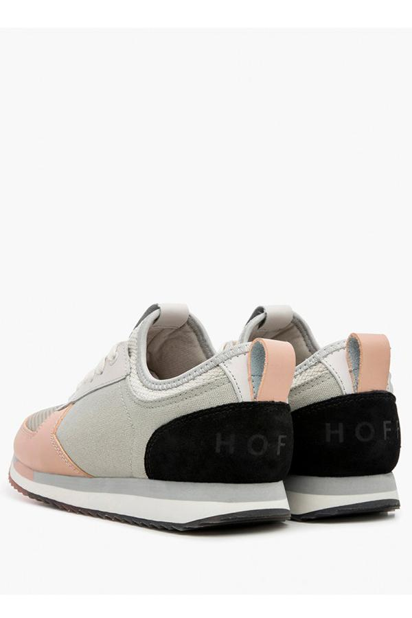 Los Angeles Los Angeles Sneakers Rose-Gris
