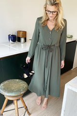 Maude Dress Green