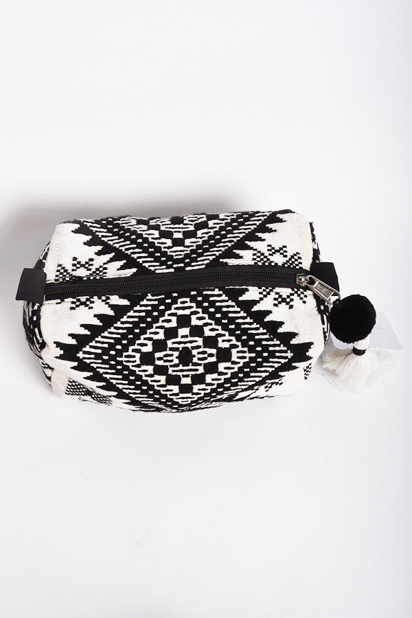 Black/White Nath Pochette Black/White