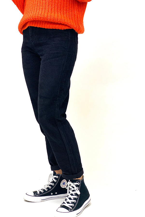 Polly Lf 26 Mf Trousers Black