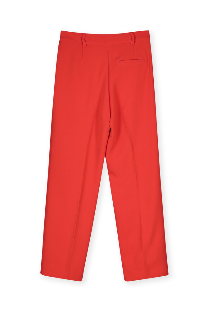 Tonska 4049011 Trousers Tomato Red