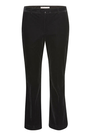 Tari trousers Velvet Black
