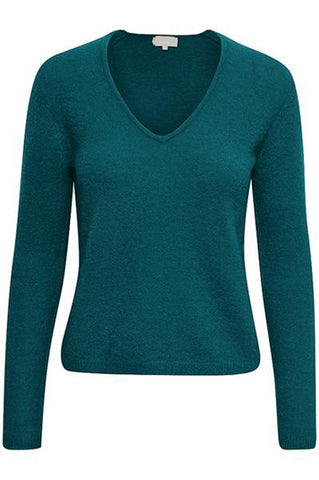 Tia Knitwear Deep Teal