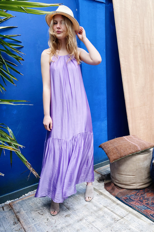 Atika 1-FI21-19 Dress Lilas