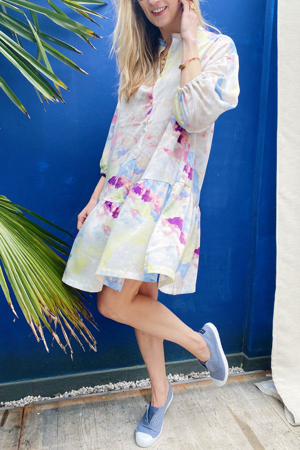 Cloudy DR 20114286 Dress Multi