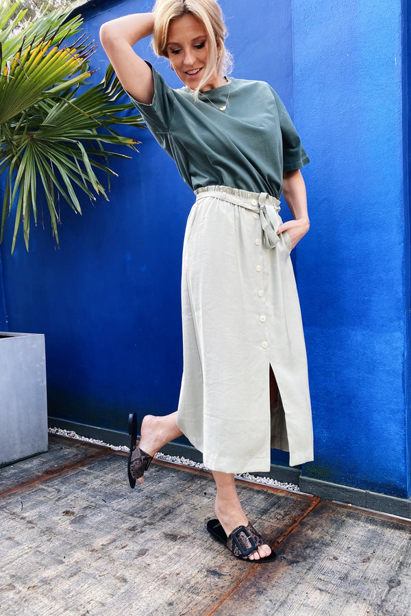 Charonne Skirt Green