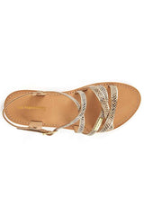 Hapax Sandals Serpent Beige