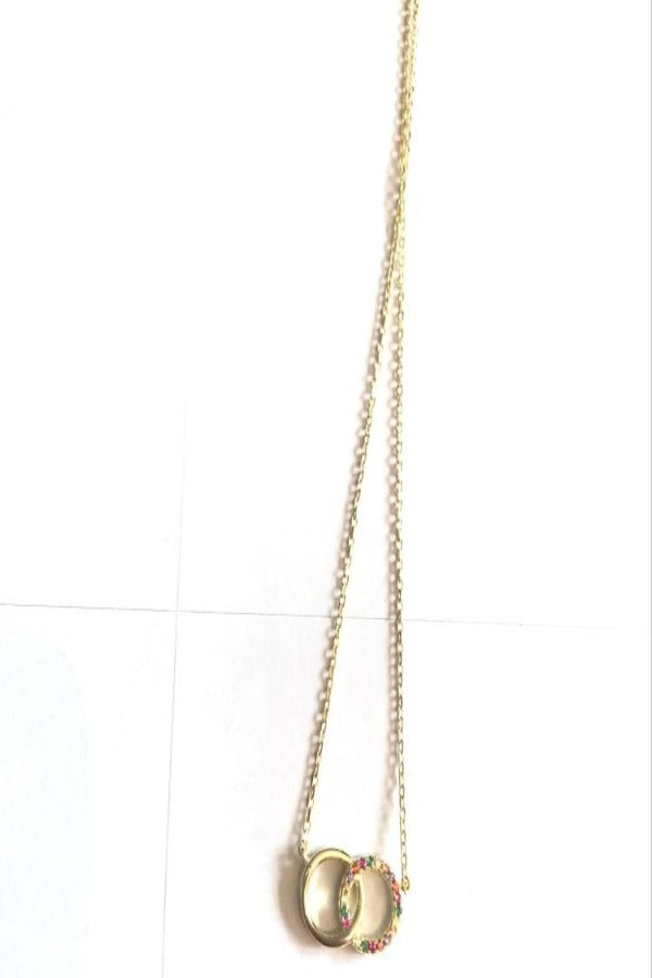 Kimmy Necklace Gold