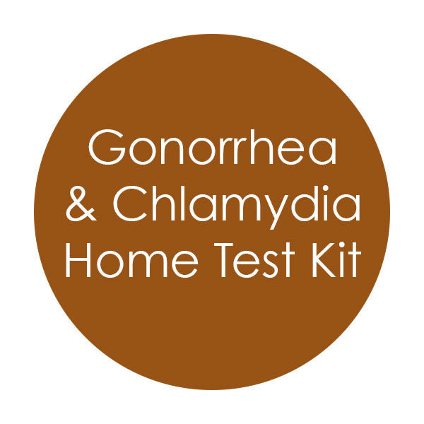 Gonorrhea & Chlamydia Home Test Kit