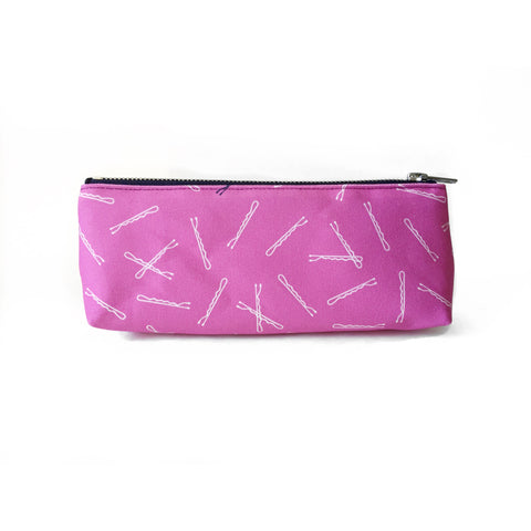Elizabeth-Attwood-Hairpins-Pencil-Case-Pink