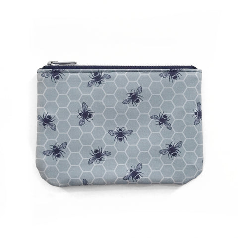 Pocket Pouch | Glowing Hive | Medium Blue