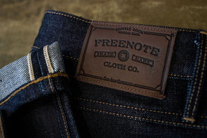 Freenote Cloth Answers the Franklin Five