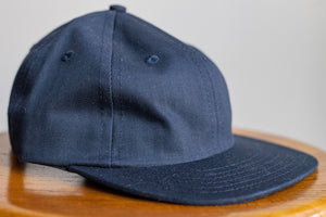 3sixteen 6-Panel Cap - Navy HBT