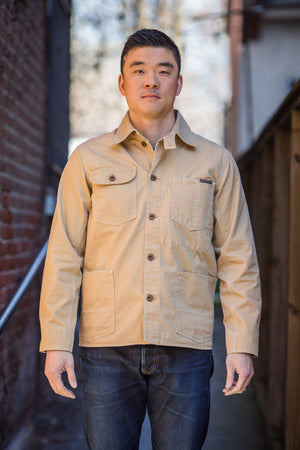 Indigofera Kurt Jacket - Franklin & Poe