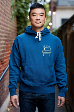TSPTR Snoopy Hooded Sweatshirt - Conserve Energy