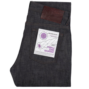 Naked & Famous Purple Core Selvedge - Weird Guy