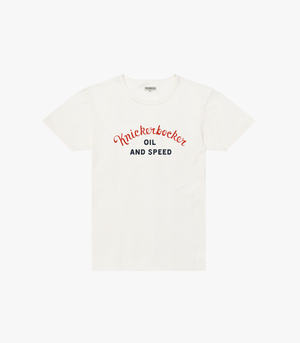 Knickerbocker MFG Co. Oil & Speed Tube Tee - Milk