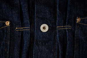 Stevenson Overall Co. Saddle Horn Type II Jacket - Indigo