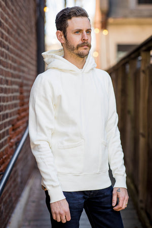 Knickerbocker The Standard Hoody - Milk