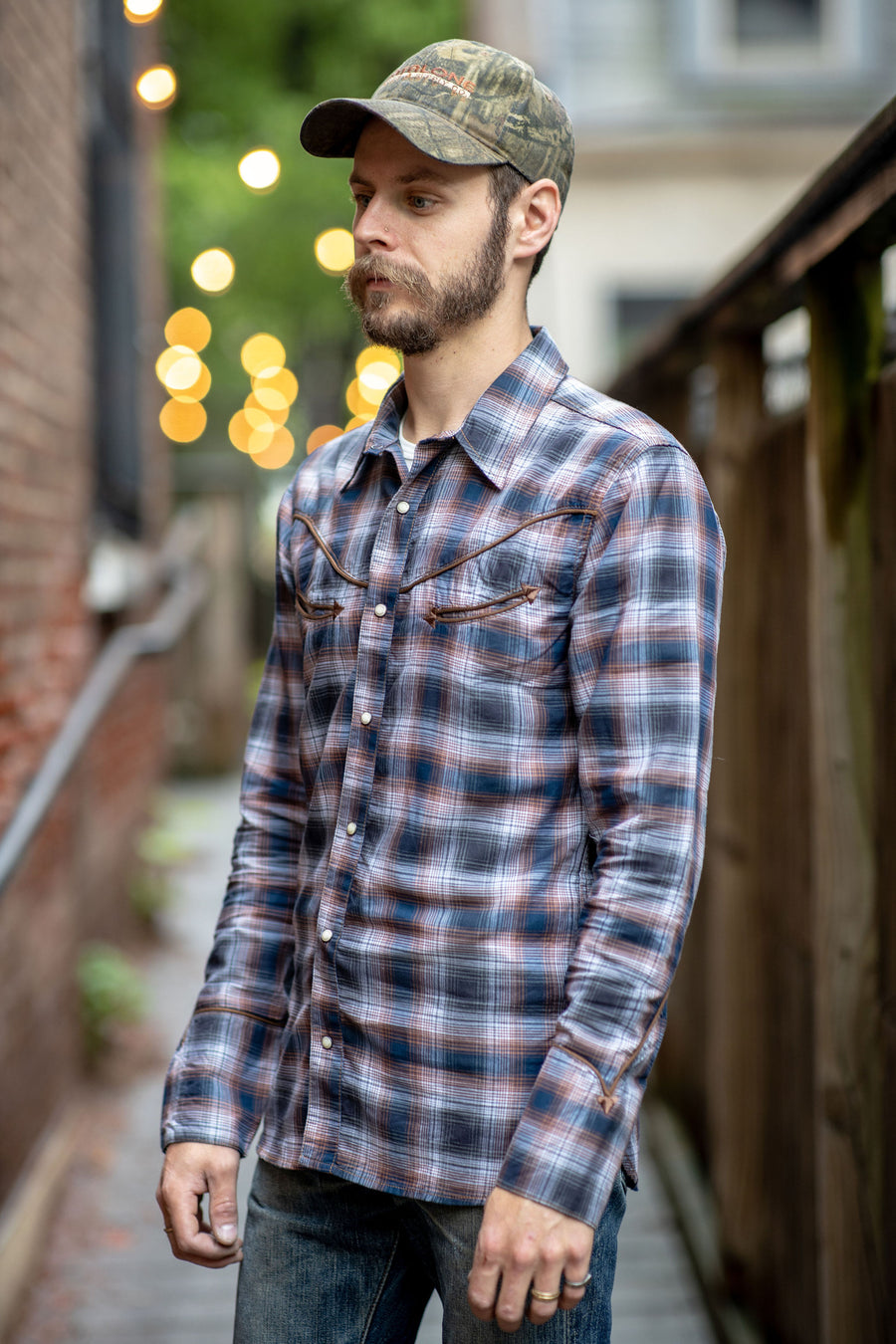 Freenote Cloth Rambler - Plaid