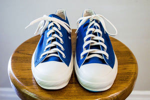 Shoes Like Pottery SLP01 JP Low Top Sneaker- Indigo
