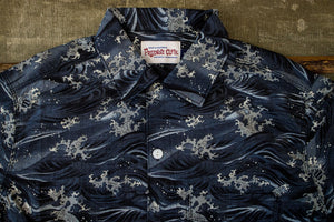 Freenote Cloth Hawaiian - Waves